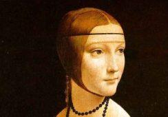 """Dama z gronostajem"" Leonarda da Vinci dotarła do Berlina"