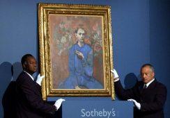 10 najdroższych obrazów Sotheby's