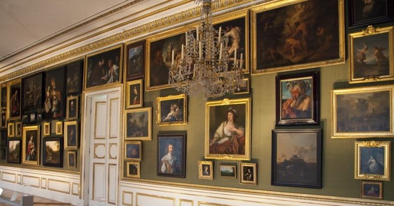 Kolekcja Obrazów Stanisława Augusta Rembrandt I Inni