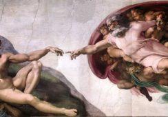Dzieło Michała Anioła w Oksfordzie