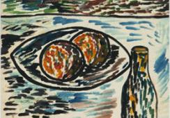 Jerzy Nowosielski – wystawa prac na papierze