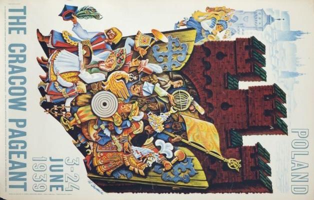 Dawne Plakaty Docenione Przez Kolekcjonerów Portal Rynek I