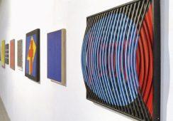 Geometria sztuki. Kolekcja Dzieł Sztuki Bożeny Kowalskiej