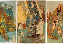 W świecie legend i fantazji. Utagawa Kuniyoshi