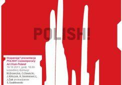POLISH! Contemporary Art from Poland, czyli jak promować polską sztukę