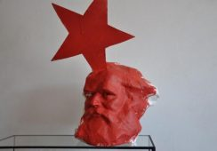 Sztuka gniewu w Toruniu