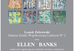 Sztuka Ellen Banks w Labiryncie