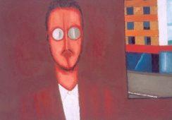 Wystawa malarstwa Jerzego Nowosielskiego