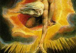 Dzieła Williama Blake'a w Muzem im. Puszkina w Moskwie