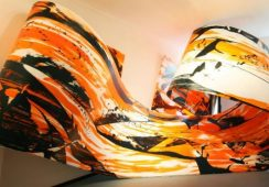 """Abstract Overture"" w Bochenska Gallery"