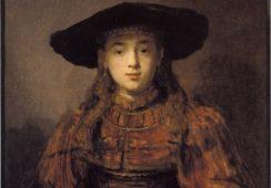 Dzieła Rembrandta na Zamku