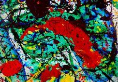 Europa i USA: Twórczość Sama Francisa rozchwytywana tej jesieni
