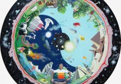 Wewnętrzny kosmos Waldemara Borowskiego