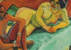 Ketterer Kunst: Dwustronne dzieło Maxa Pechsteina poszło za 4,6 mln dolarów