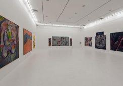 Amerykańskie i europejskie malarstwo z kolekcji Ericha Marxa