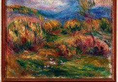 Do Muzeum Narodowego trafił cenny obraz Renoira