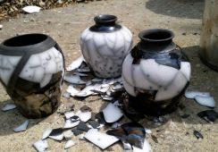 Ceramika artystyczna wypalana alternatywnymi metodami