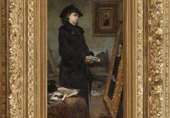 Obraz Wyczółkowskiego wrócił do Muzeum Narodowego w Warszawie