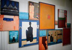 Jerzy Nowosielski – oprowadzanie kuratorskie po wystawie