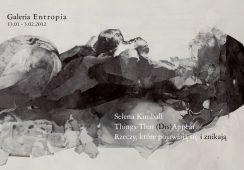 Galeria Entropia: Prawda i fikcja według Seleny Kimball