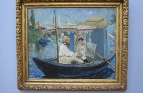 Manet, Mondern Pinakhotek, Monachium