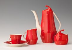 Polski New Look. Ceramika użytkowa lat 50. i 60.