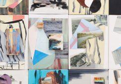 Le Guern Gallery: Abstrakcyjne kompozycje Tomasza Ciecierskiego
