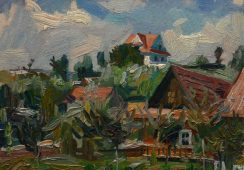 Jan Wojnarski – malarstwo, grafika, rysunek