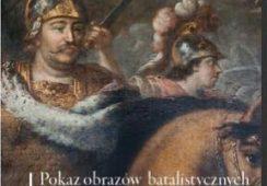 """""""Bitwa pod Wiedniem"""" i """"Bitwa pod Parkanami"""" Altomonte we wrocławskim Muzeum Architektury"""