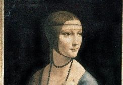 Najświeższe informacje o Damie z Gronostajem