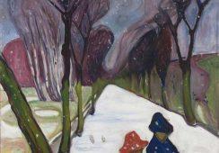 Współczesne spojrzenie na dorobek Edvarda Muncha
