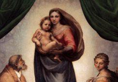 500 lat Madonny Sykstyńskiej