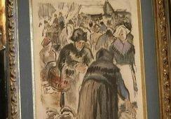 Odnaleziono skradziony obraz Pissarro