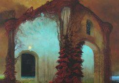 Rodzina przeklęta – o twórczości Zdzisława Beksińskiego