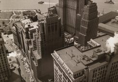 Nowy Jork w obiektywie Berenice Abbot