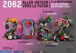 Wystawa w Paryżu: hipnotyzująca podróż do 2062 roku