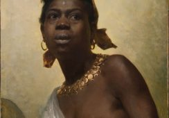 Skradziony obraz powrócił do Muzeum Narodowego