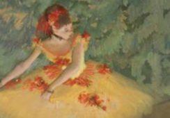 Zawiłe losy obrazu Edgara Degasa