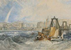 Dzieło JMW Turnera zostanie wystawione po raz pierwszy od 100 lat