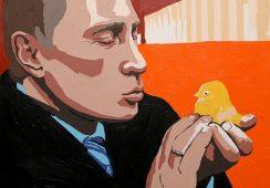 12 portretów Władimira Putina: 'hołd' czy 'profanacja'?