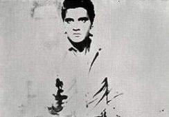 Podobizna króla rock&roll'a na majowej aukcji Sotheby's