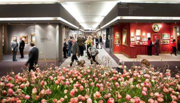 Targi Sztuki i Antyków TEFAF w Maastricht; Źródło: Targi TEFAF