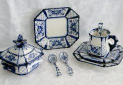 Jak kupować zabytkową porcelanę?