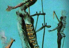 Płonąca żyrafa Dalego, czyli sztuka w czasie konfliktu zbrojnego