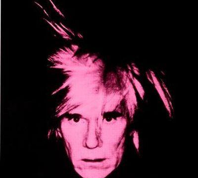 Andy Warhol, Autoportret, Źródło: Sotheby's