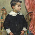Wojciech WEISS, Tadzio, ok. 1904 r, Źródło: Rempex