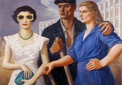 Cykl wystaw w Holandii: polski socrealizm, modernizm i sztuka najnowsza