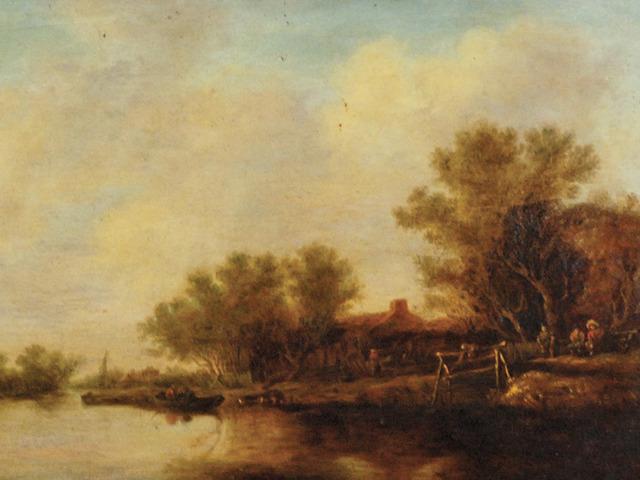 Jan Jozefsz van GOYEN - przypisywany, Źródło: Rempex