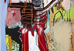 Dzieło Jeana-Michela Basquiata sprzedane za 16 mln dolarów