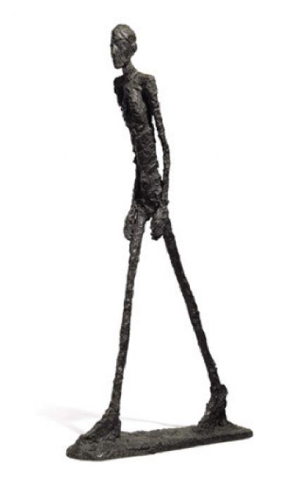 Alberto Giacometti, Idący człowiek I
